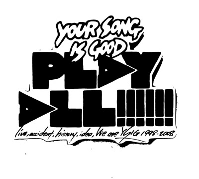 YOUR SONG IS GOOD「PLAY ALL」/DVD